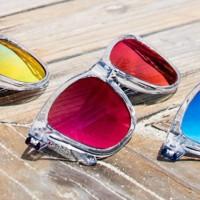 Oakley Frogskins Crystal Clear